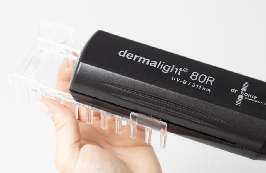 dermalight®80/80R Comb Attachment